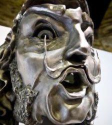Sonia_Modock_sculpture-bronze-dali