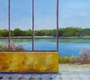 Atelier au bord de l'eau (Laurelle Besse)