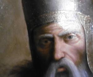 Peinture de Basil Herm
