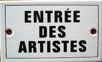 Cliquez sur l'image pour afficher les articles relatifs aux artistes exposants