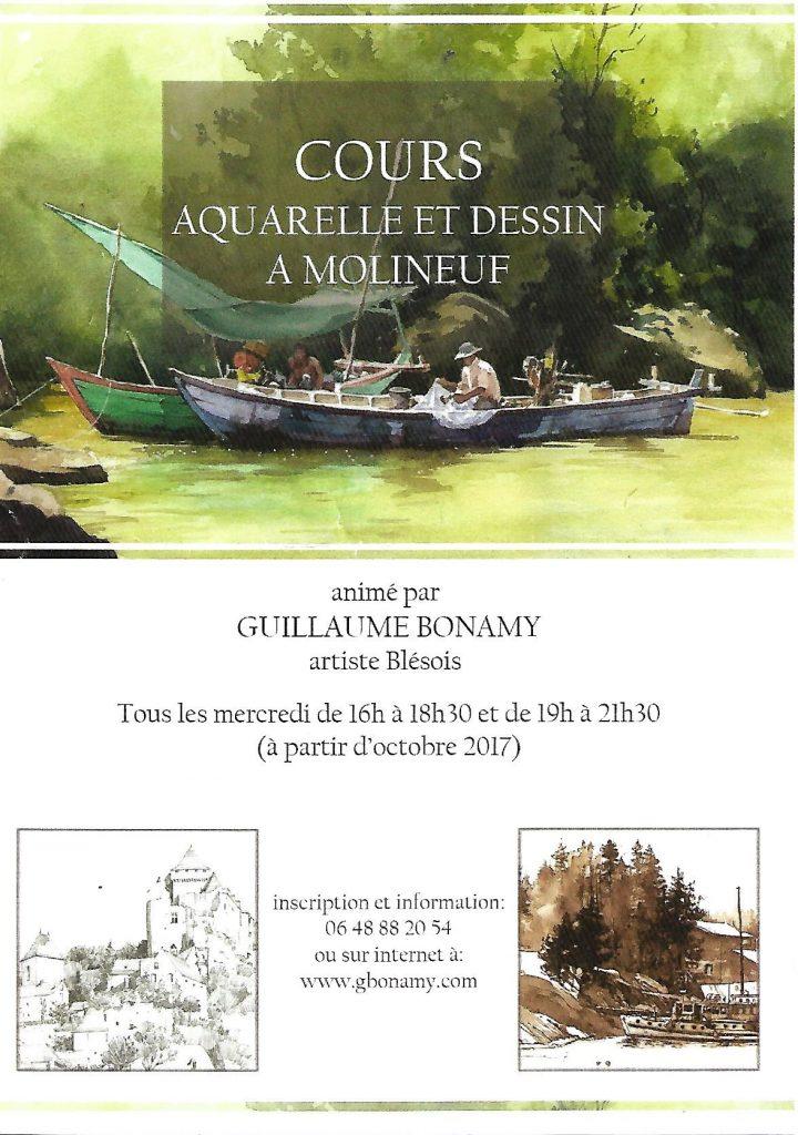 Promenade artistique de molineuf for Dans 3500 mercredis