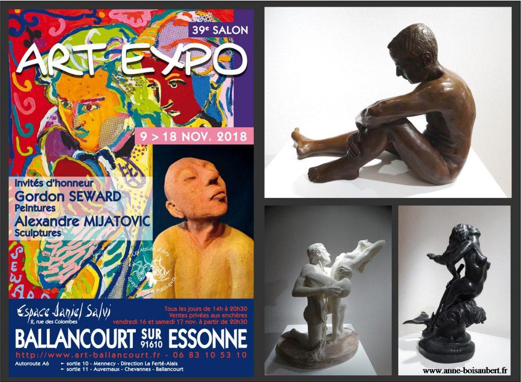 39 me salon art expo de ballancourt sur essonne for Salon artisanat a ballancourt sur essonne